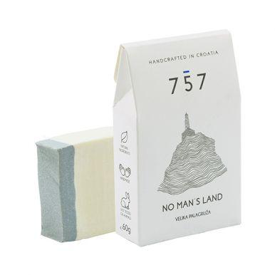 757 Natural Cosmetics No Man´s Land 60g - Prírodné ručne vyrábané mydlo