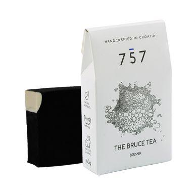 757 Natural Cosmetics The Bruce Tea 60g - Prírodné ručne vyrábané mydlo