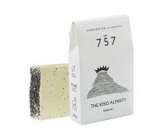 757 Natural Cosmetics The King Alminty 60g - Prírodné ručne vyrábané mydlo
