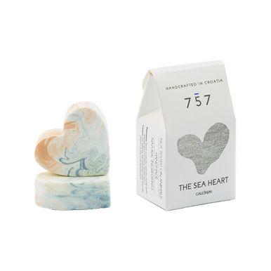 757 Natural Cosmetics The Sea Heart 15g - Prírodné ručne vyrábané mydlo