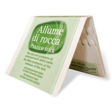 Allume di rocca - kamencové zápalky
