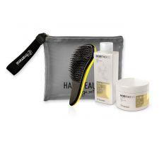 Balíček Framesi Sublimis Argan - Šampon 250ml + Maska 200ml + Kartáč