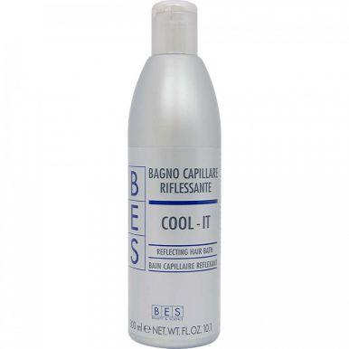 BES Cool-It Shampoo 300ml - Šampón na sťahovanie žltých vlasových pigmentov