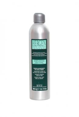BES Hergen Antiforfora Per Capelli Grassi 300ml - Šampón proti lupinám na mastné vlasy