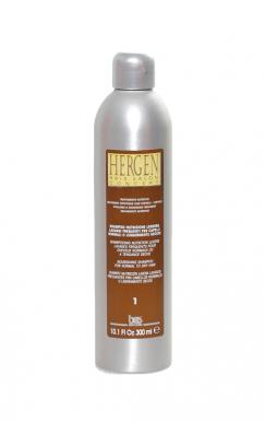 BES Hergen Nutrizione Leggera Shampoo č.1 300ml - Výživný šampón na jemné vlasy