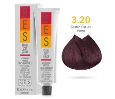 BES Preliv Regal Soft 3.20 Dark Violet Brown 60ml - Tmavo fialová hnedá 03/21