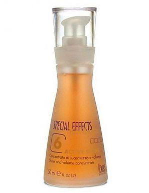BES S.E. č.6 Active Shine 50ml - Olej pro lesk a trblietanie vlasov