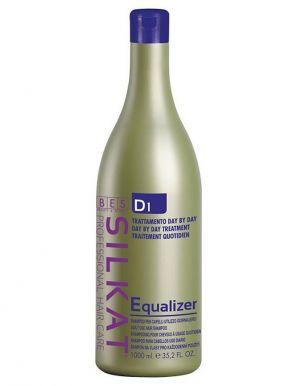 BES Silkat Equalizer D1 1000ml - Šampón pre každodenné umývanie