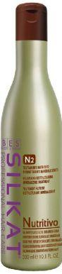BES Silkat Nutritivo Conditioner N2 300ml - Vyživujúci a regeneračný bezoplachový balzam