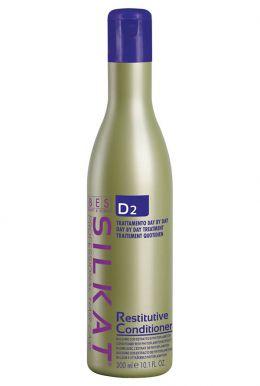 BES Silkat Restitutive Conditioner 300ml - Výživný kond. s fytoplanktónom a proteínmi