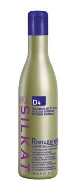 BES Silkat Ristrutturante Shampoo 300ml - Reštrukturačný šampón na farbené vlasy