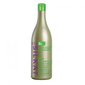 BES Silkat Sebo Shampoo 1000ml - Šampón na mastné vlasy