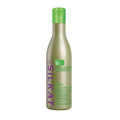 BES Silkat Sebo Shampoo 300ml - Šampón na mastné vlasy