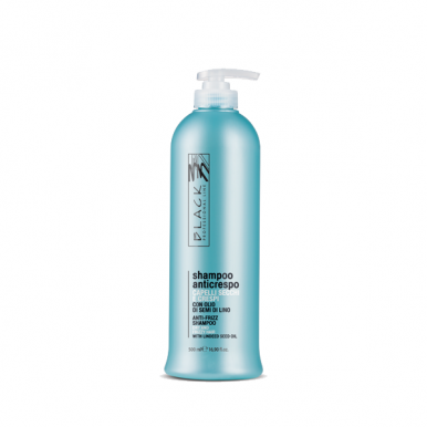 Black Anticrespo Šampon 500ml - pro kučeravé, nepoddajné vlasy