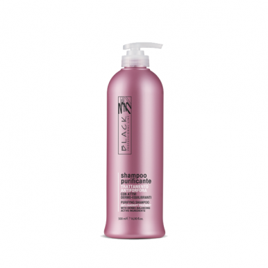 Black Antiforfora Shampoo 500ml - Šampón proti lupinám