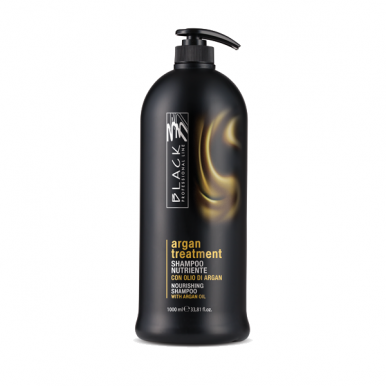 Black Argan Treatment Shampoo 1000ml - Šampón arganový