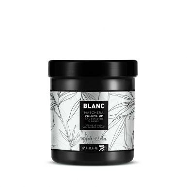 Black Blanc Volume Up Mask - 1000ml Maska na jemné vlasy