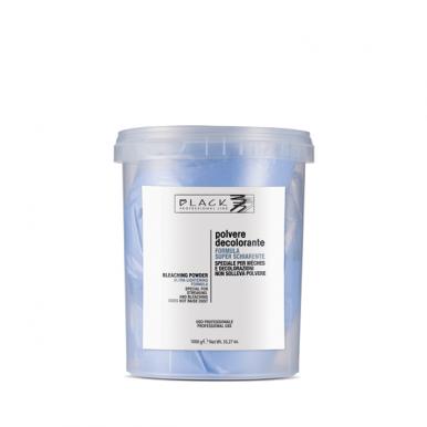 Black Bleaching Powder 1000g - Odfarbovací a melírovací prášok bezprašný