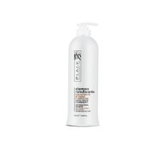 Black Cioccolato E Cheratina Shampoo 500ml - Výživný a hydratačný šampón