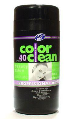 Black Color Clean 50ks - Vlhčené čistiace obrúsky