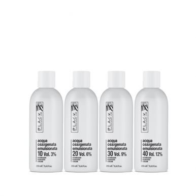 Black Cream Hydrogen Peroxide 250ml - Oxidační krém