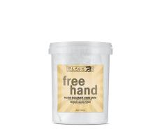 Black Free Hand Bleaching Powder 450g - Melírovací prášok