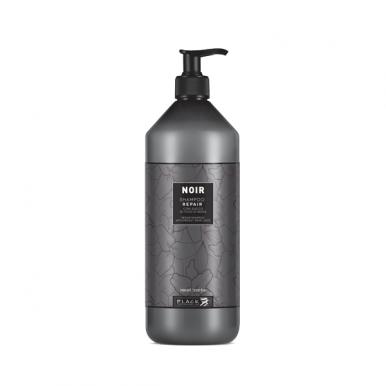 Black Noir Repair Shampoo 1000ml - Obnovujúci šampón s extraktom z opuncie