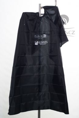 Black Pláštenka na strihanie 89102