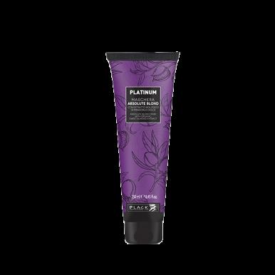 Black Platinum Absolute Blond Mask 250ml -  Maska s extraktom z organických mandlí