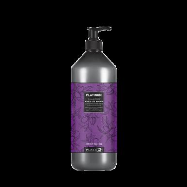 Black Platinum Absolute Blond Shampoo 1000ml -  Šampón s extraktom z organických mandlí