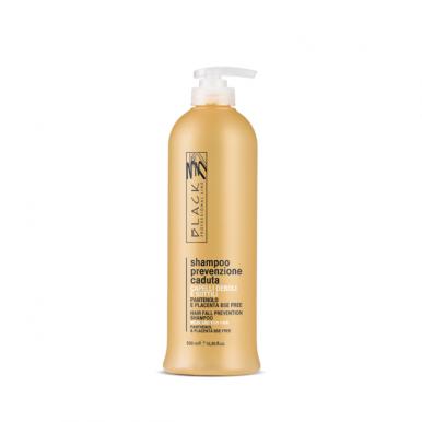 Black Prevenzione Caduta Shampoo 500ml - Šampón proti vypadávaniu vlasov