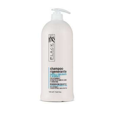 Black Rigenerante Shampoo 1000ml - Pre normálny a suchý vlas