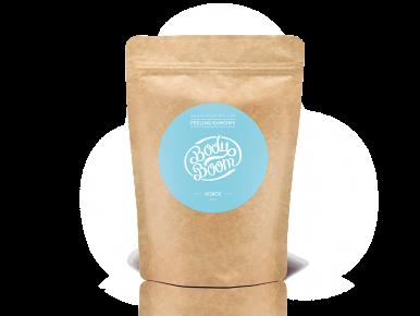Body Boom Party Coconut Coffee Scrub 30g - Kávový peeling