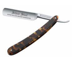 "Böker Silver Steel Schildpatt 6/8"" - Britva na holenie"