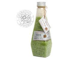 Cosmetica Bohemica Aromatherapy - Kúpeľová soľ Mandarínka a zelený čaj 320g