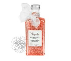 Cosmetica Bohemica - Koupelová sůl Vánoční se skořicí, vanilkou a pomerančem 320g