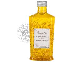 Cosmetica Bohemica Magistra - Kúpeľový olej Medovka a nechtík 250ml