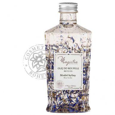 Cosmetica Bohemica Magistra - Kúpeľový olej Modré bylinky 250ml