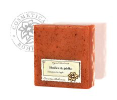 Cosmetica Bohemica - Mýdlo glycerinové Skořice a jablko 105g