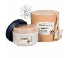 Cosmetica Bohemica - Tělový peeling Bambucké máslo 180g