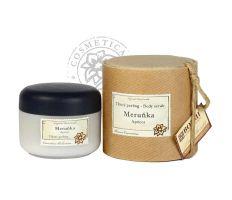 Cosmetica Bohemica - Tělový peeling Meruňka 150ml