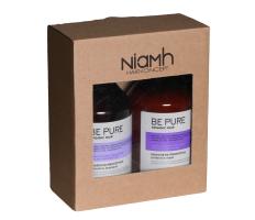 Dárkový balíček - Niamh Be Pure Protective šampón 500ml + Protective maska 500ml