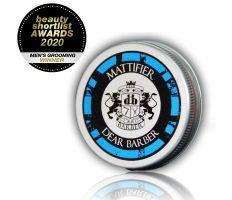 Dear Barber Travel Tin Mattifier 20ml - Cestovná pomáda