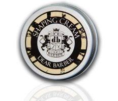 Dear Barber Travel Tin Shaping Cream 20ml - Cestovný krém