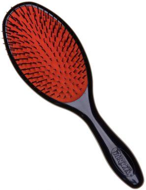 Denman Grooming Nylon Brush L - Plochá kefa