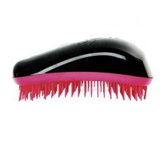 Dessata Original Black - Fuchsia - Profesionálna kefa na vlasy