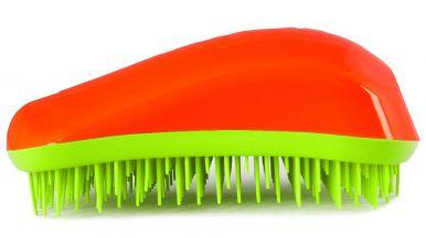 Dessata Original Orange - Lime - Profesionálna kefa na vlasy