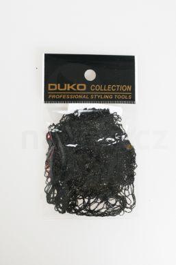Duko sieťka na vlasy s gumičkou 4200