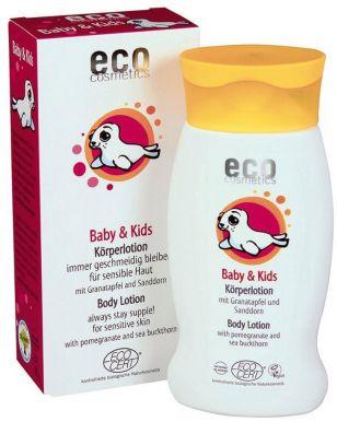 Eco Cosmetics Baby & Kids Body Lotion 200ml - Detské telové mlieko BIO