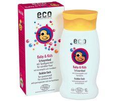 Eco Cosmetics Baby & Kids Bubble Bath 200ml - Detský bublinkový kúpeľ BIO